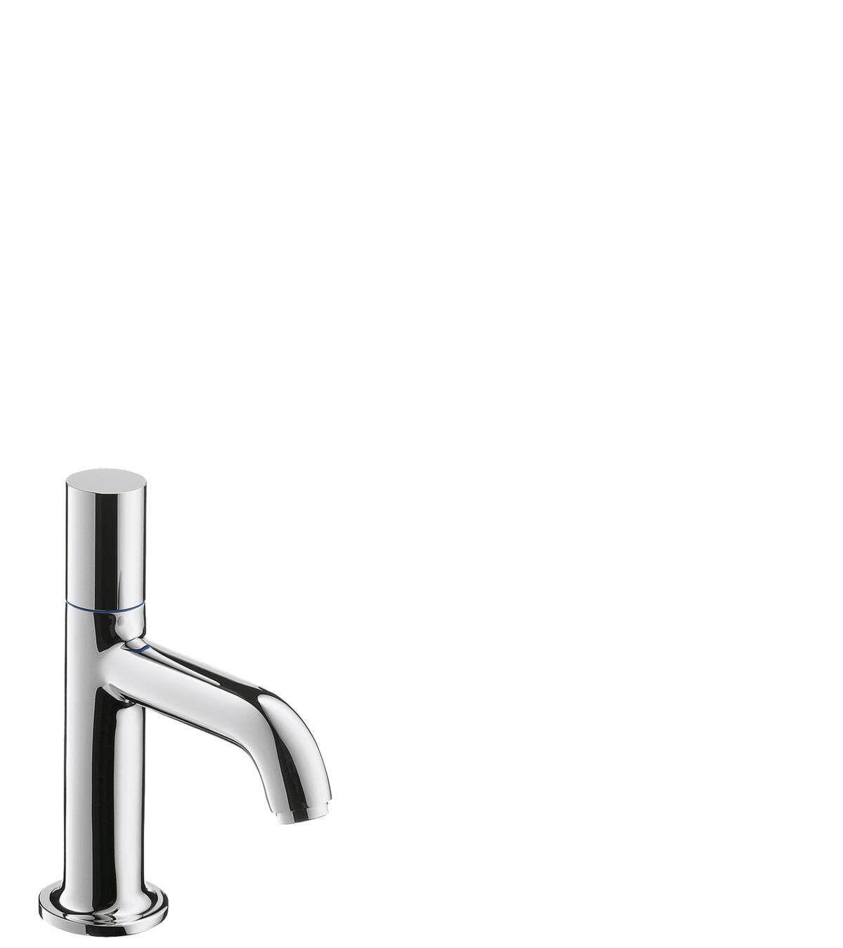 Pillar tap 70 without waste set, Chrome, 38130000