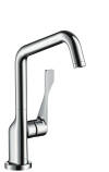 Single lever kitchen mixer 260 with swivel spout