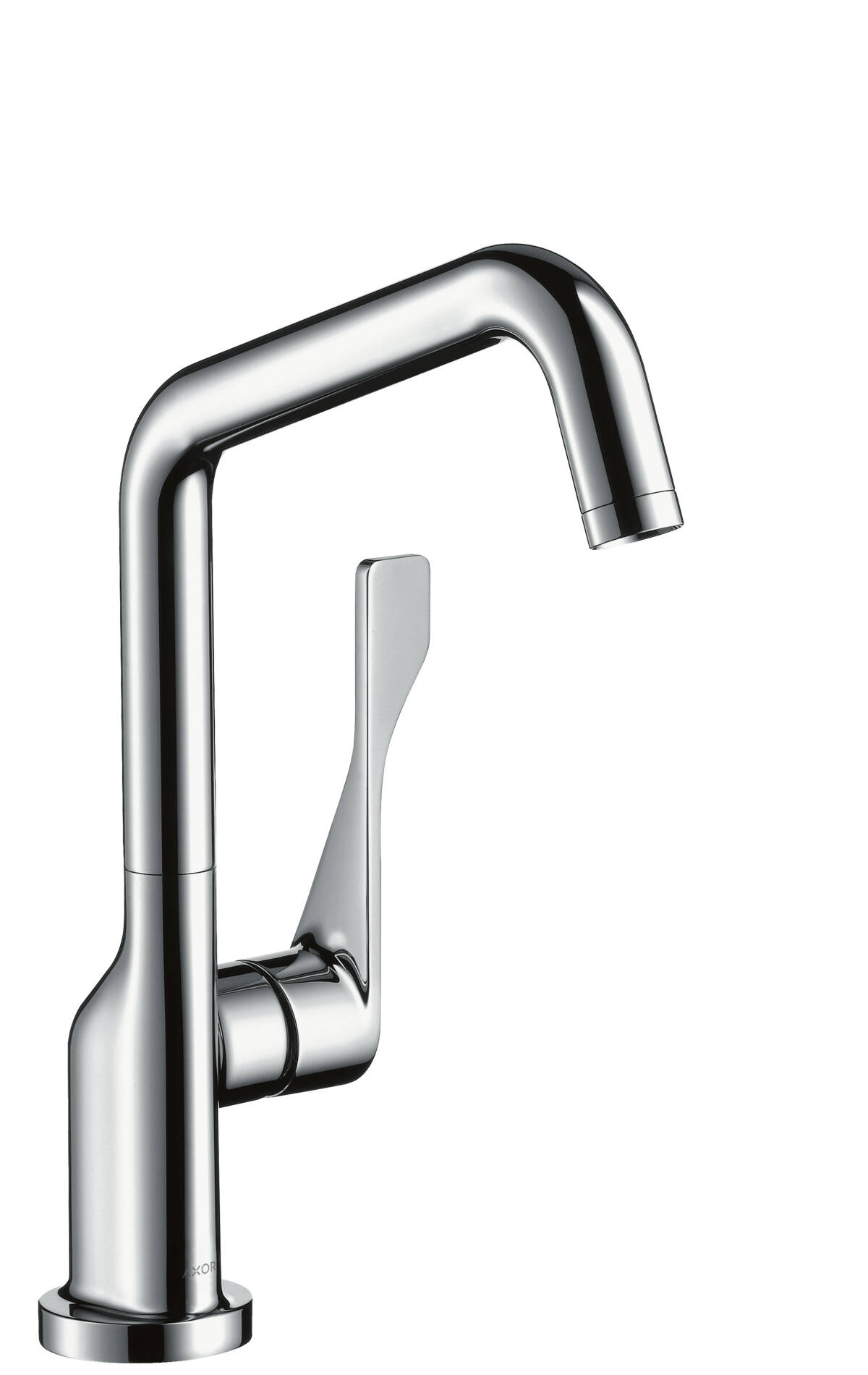 Single lever kitchen mixer 260 with swivel spout, Chrome, 39850000