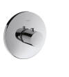 Thermostatic mixer 43 l/min for concealed installation