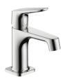Einhebel-Waschtischmischer 70 mit Zugstangen-Ablaufgarnitur für Handwaschbecken