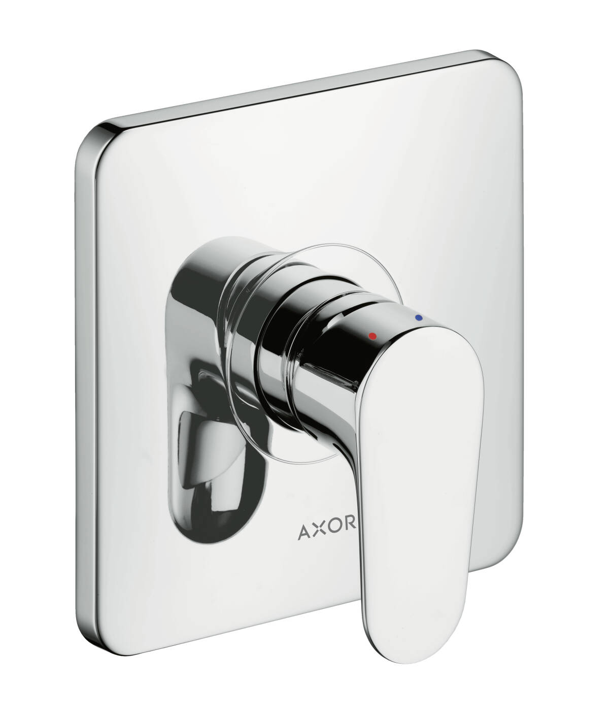 Single lever shower mixer for concealed installation, Chrome, 34625000