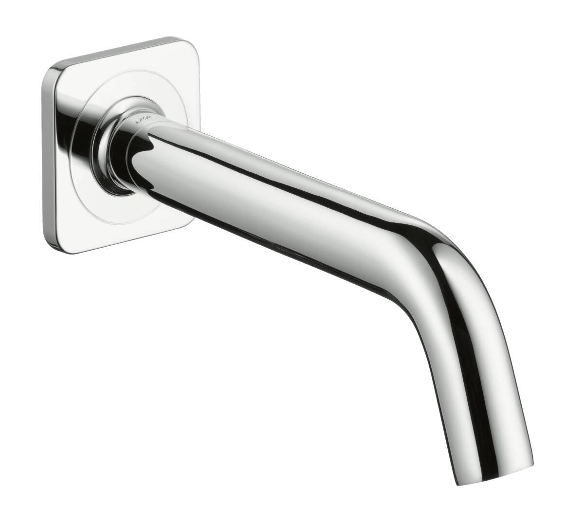 Bath Spout, Polished Black Chrome, 34410330