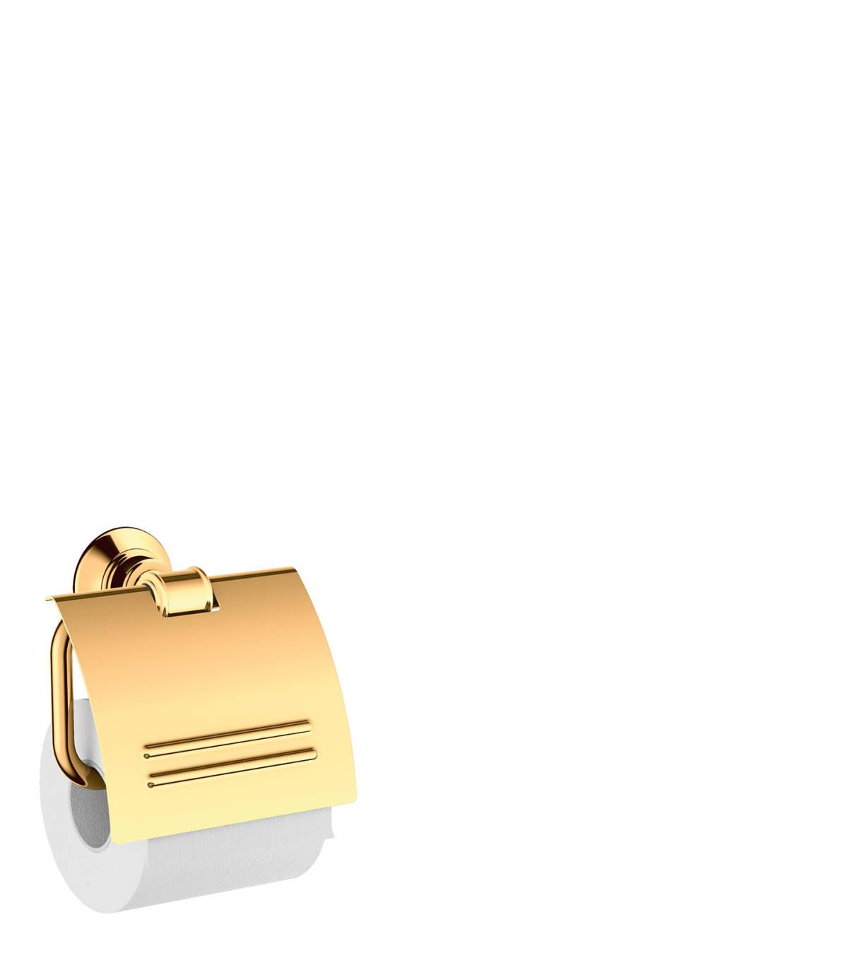 Roll holder, Polished Gold Optic, 42036990