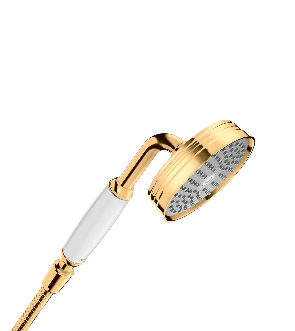 Hand shower 100 1jet, Polished Brass, 16320930