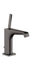 Single lever basin mixer 130 with pop-up waste set