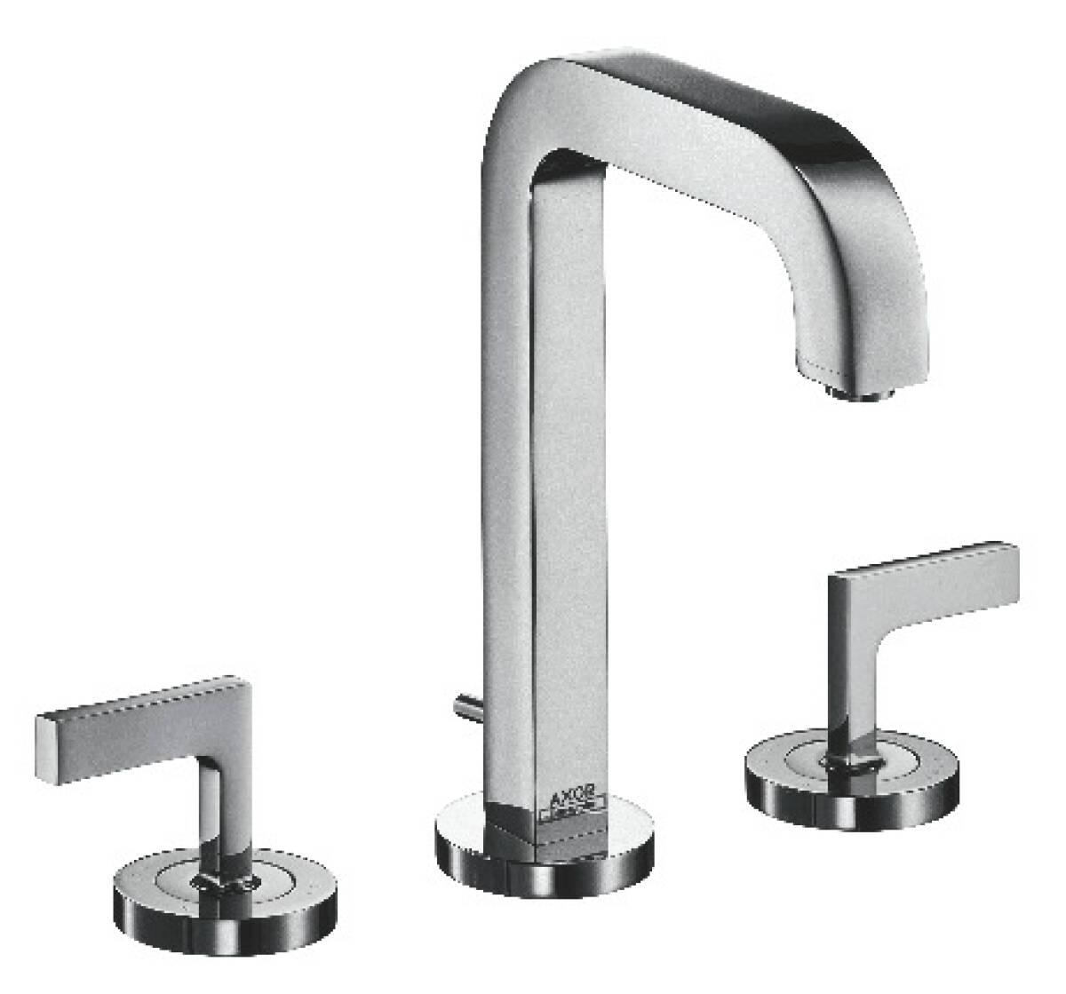 AXOR Citterio Washbasin mixers: Chrome, 39135000