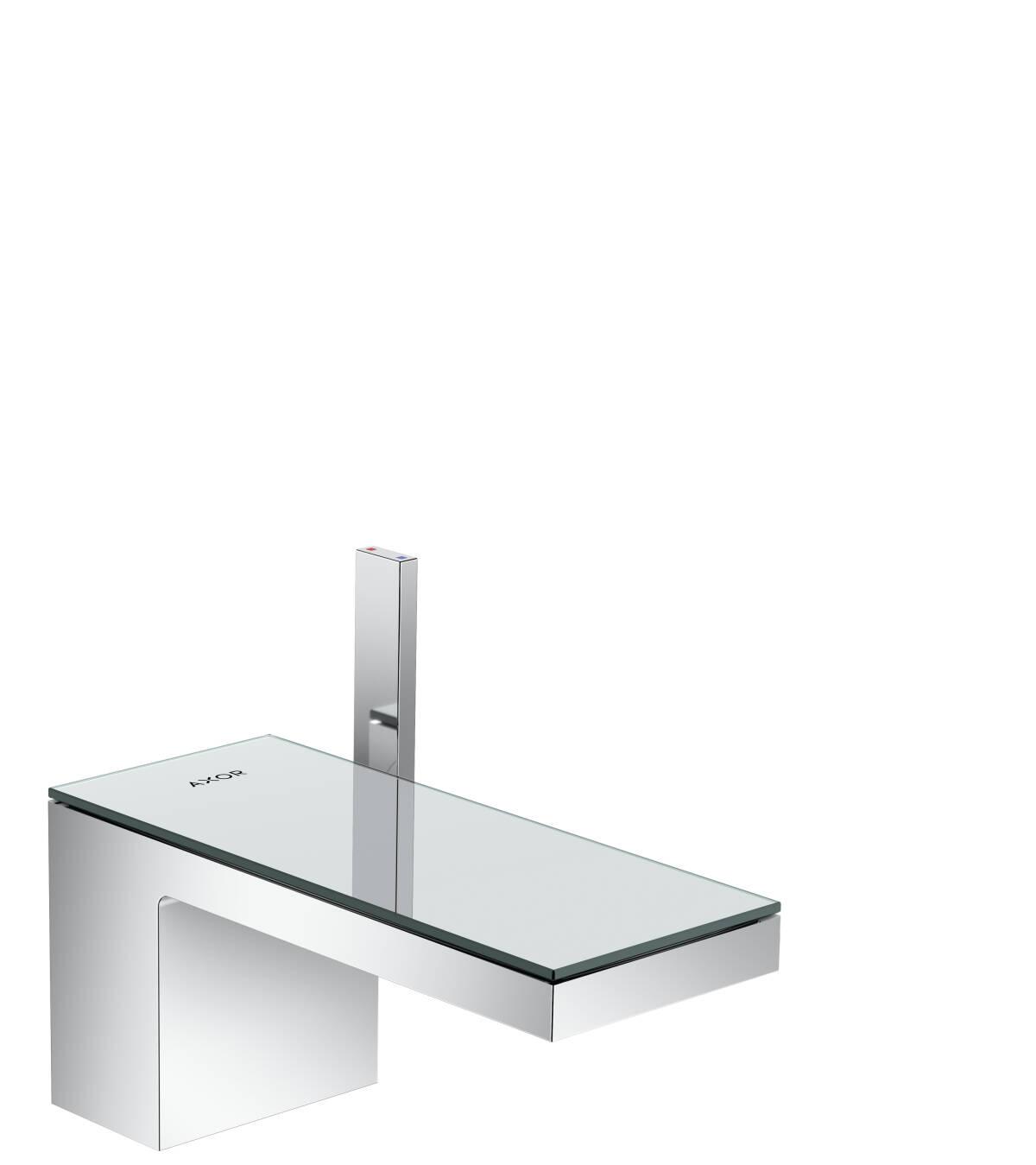 chrome / mirror glass, 47010000