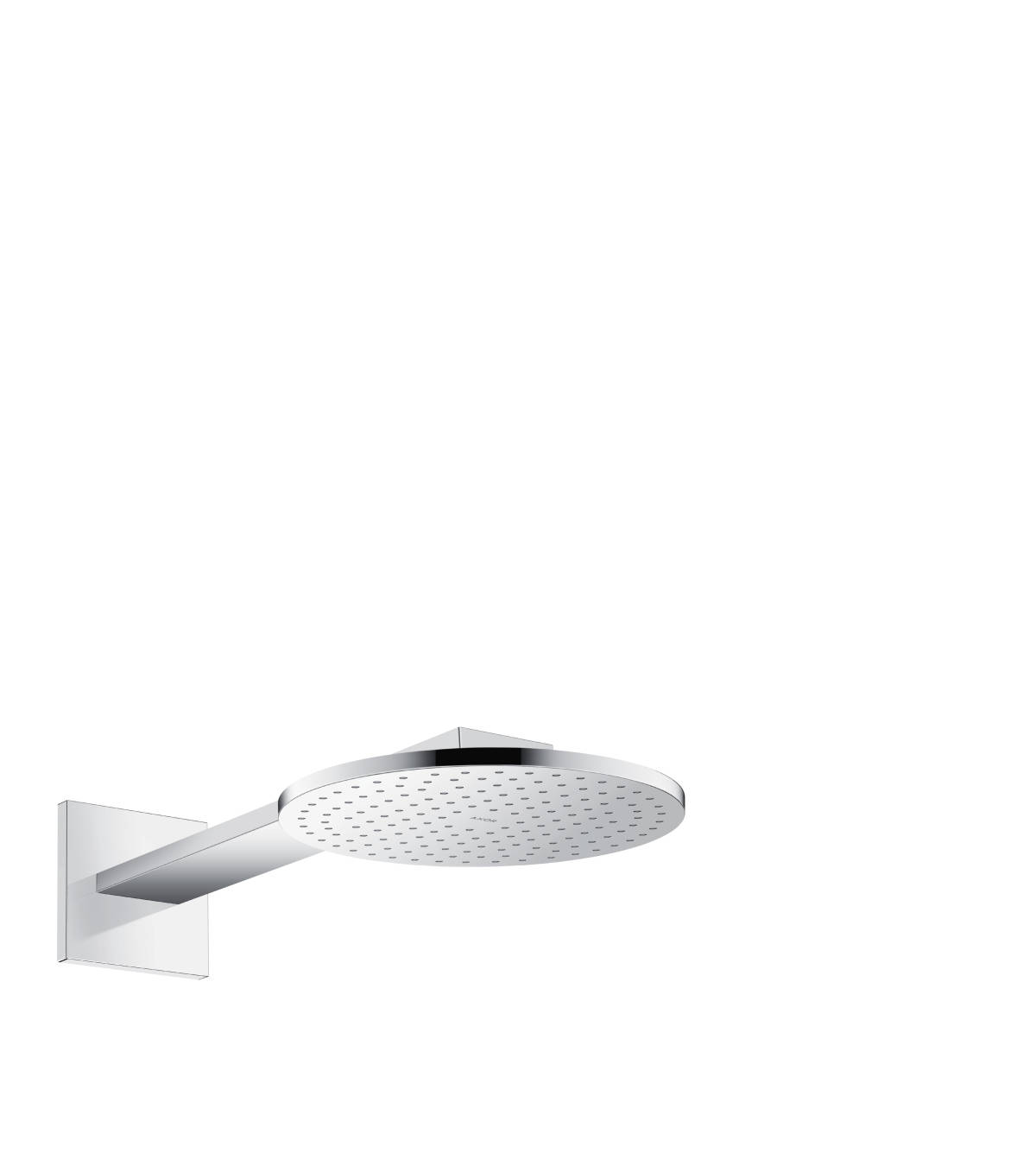 Overhead shower 250 1jet with shower arm, Chrome, 35284000