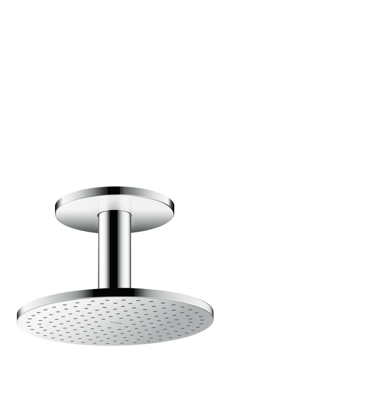 Overhead shower 250 1jet with ceiling connection, Chrome, 35286000