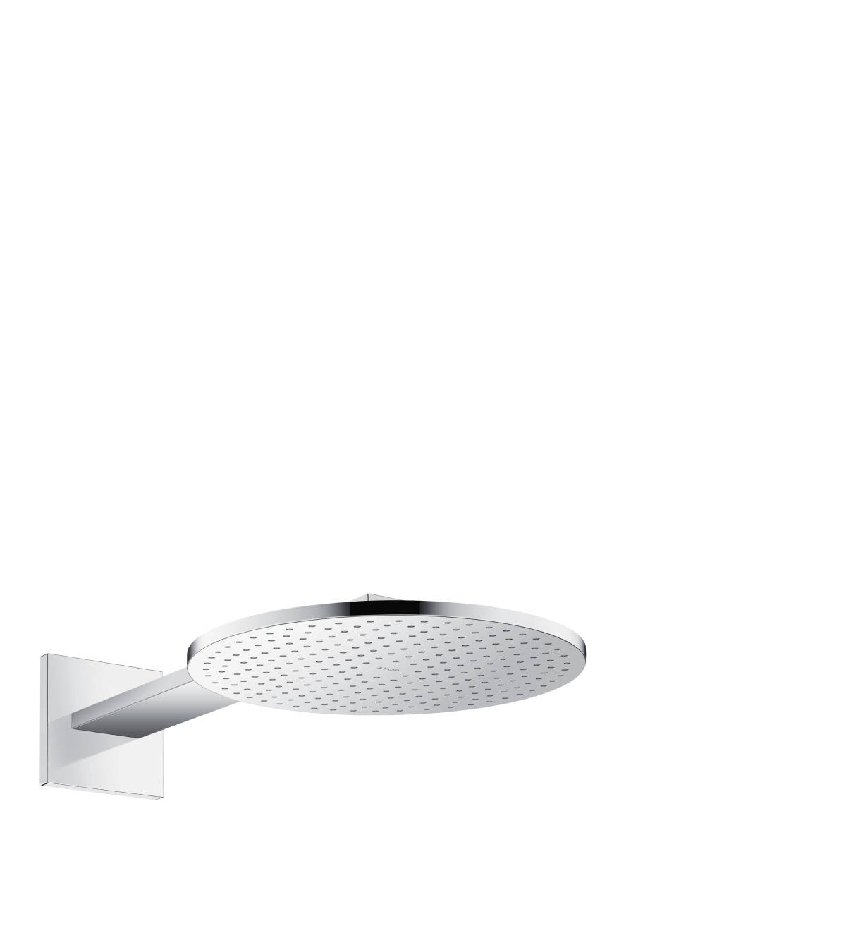 Overhead shower 300 2jet with shower arm, Chrome, 35303000