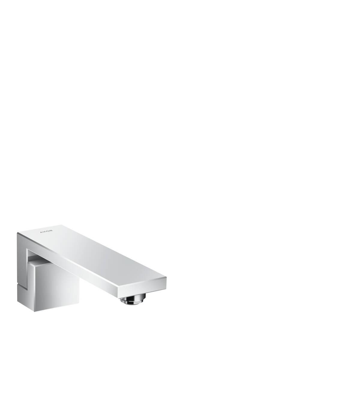 Bath spout, Chrome, 46410000