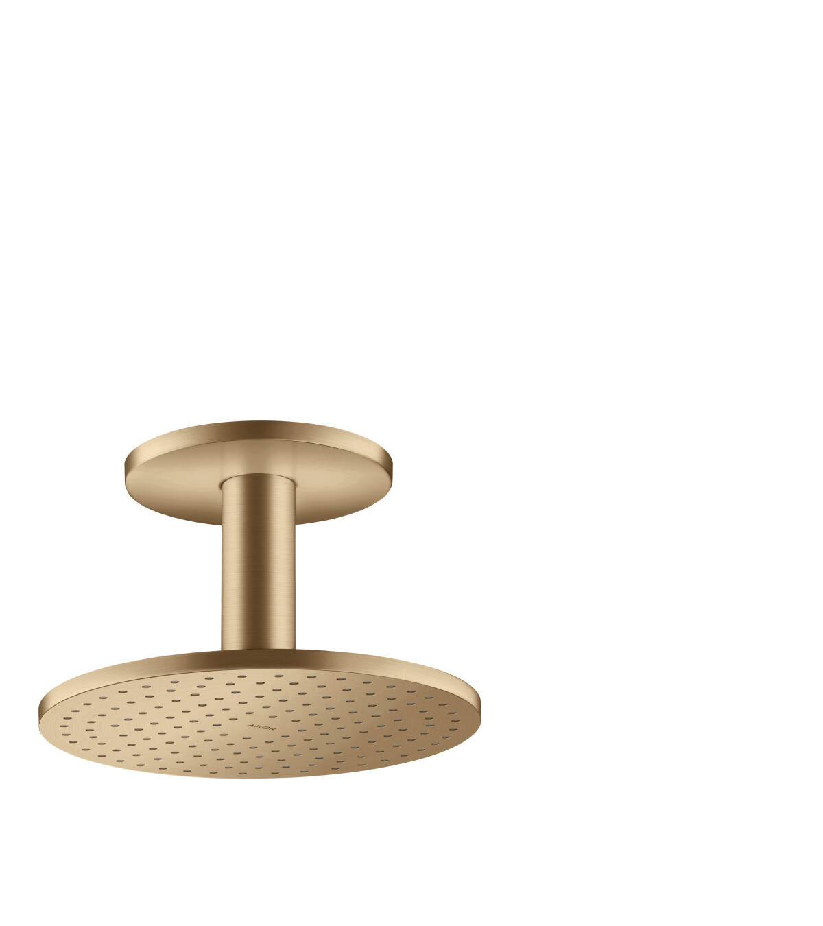 Overhead shower 250 1jet with ceiling connection, Brushed Bronze, 35286140