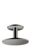 Overhead shower 250 1jet with ceiling connection