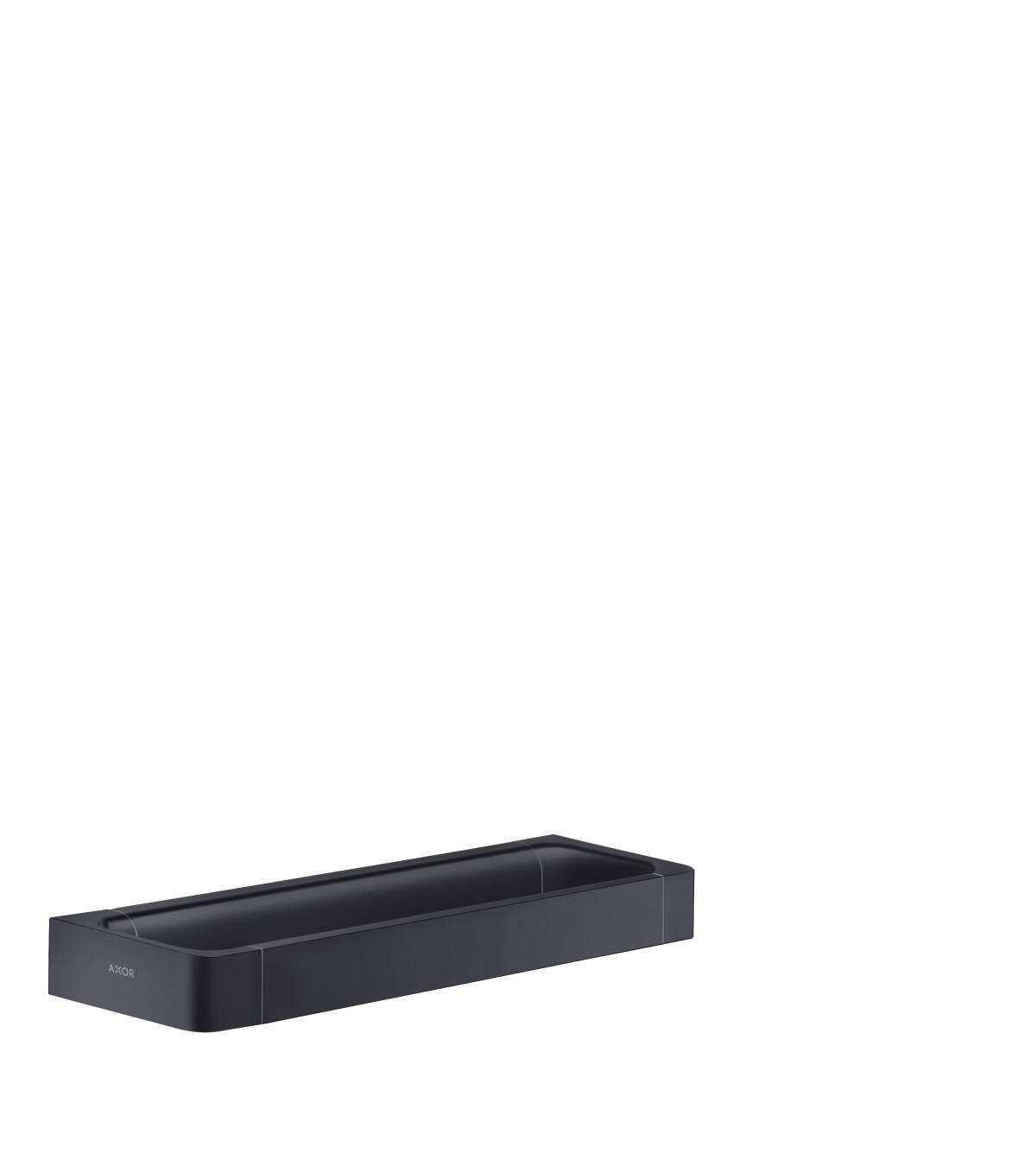 Rail grab bar 300 mm, Satin Black, 42830350