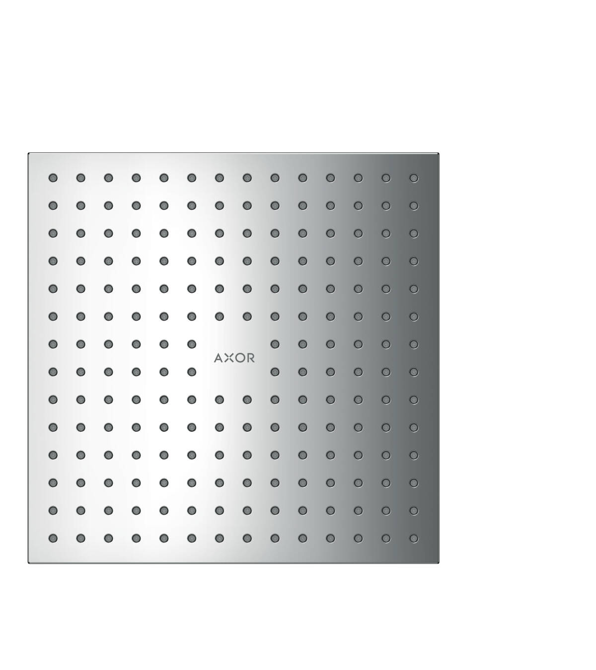 Overhead shower 250/250 1jet ceiling, Polished Chrome, 35309020