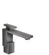 Mezclador monomando de lavabo 130 con vaciador push-open