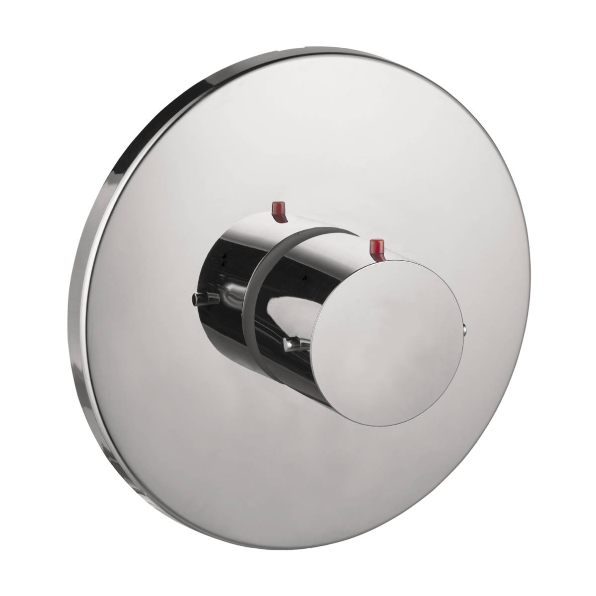 Thermostat HighFlow for concealed installation, Chrome, 10715001