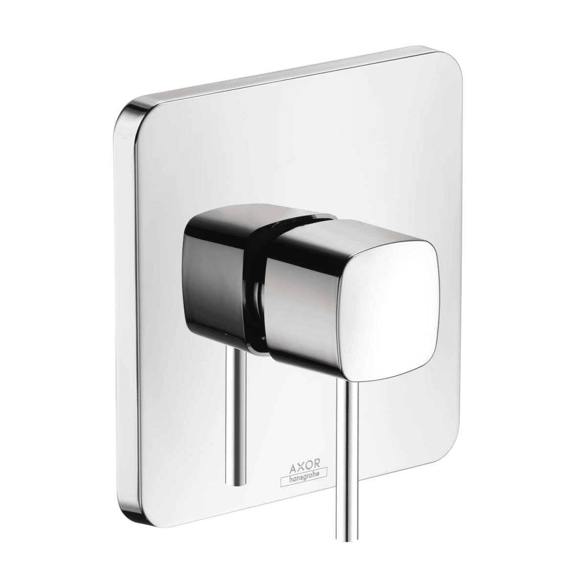 Single lever shower mixer for concealed installation, Chrome, 11408001