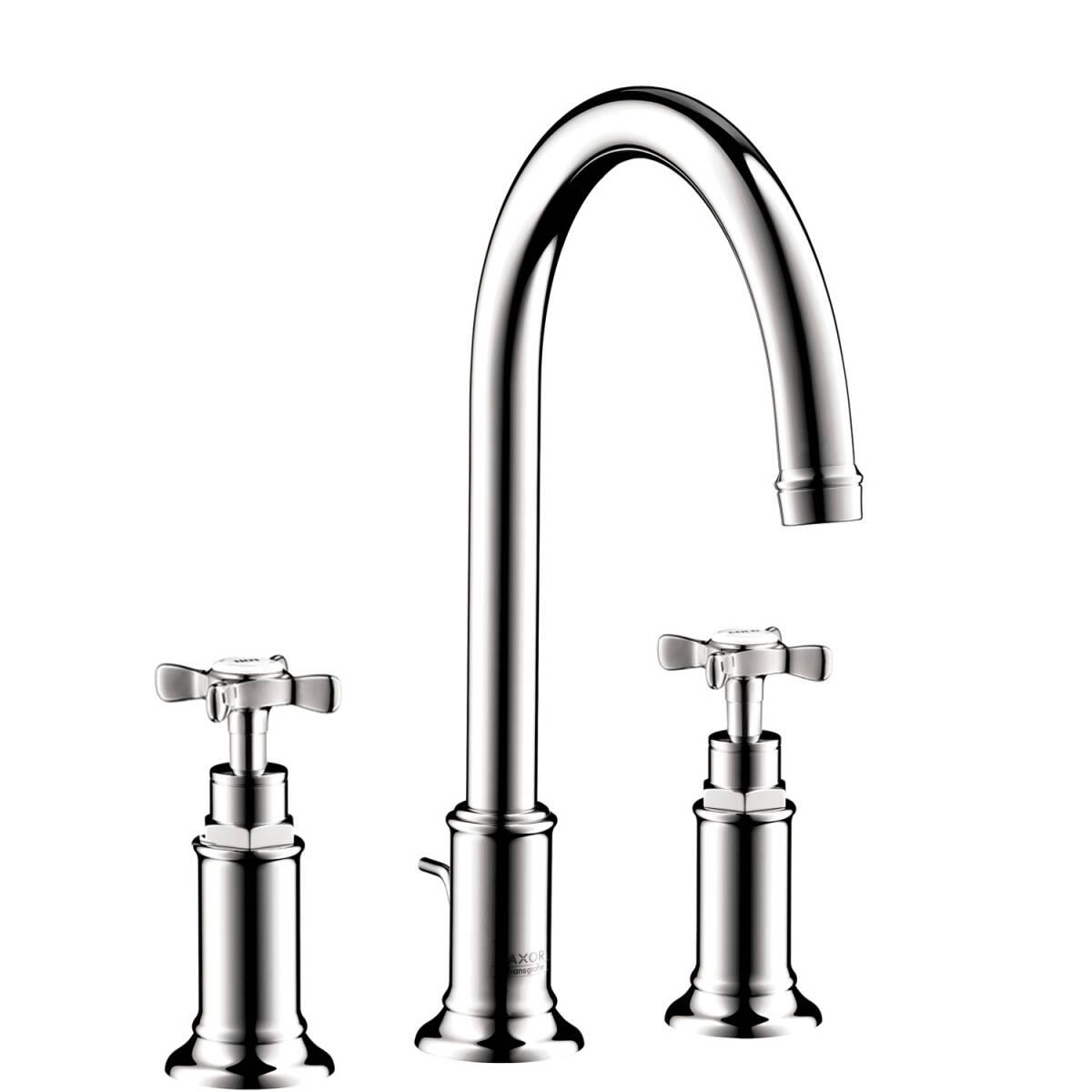 AXOR Montreux Washbasin faucets: chrome, 16513001