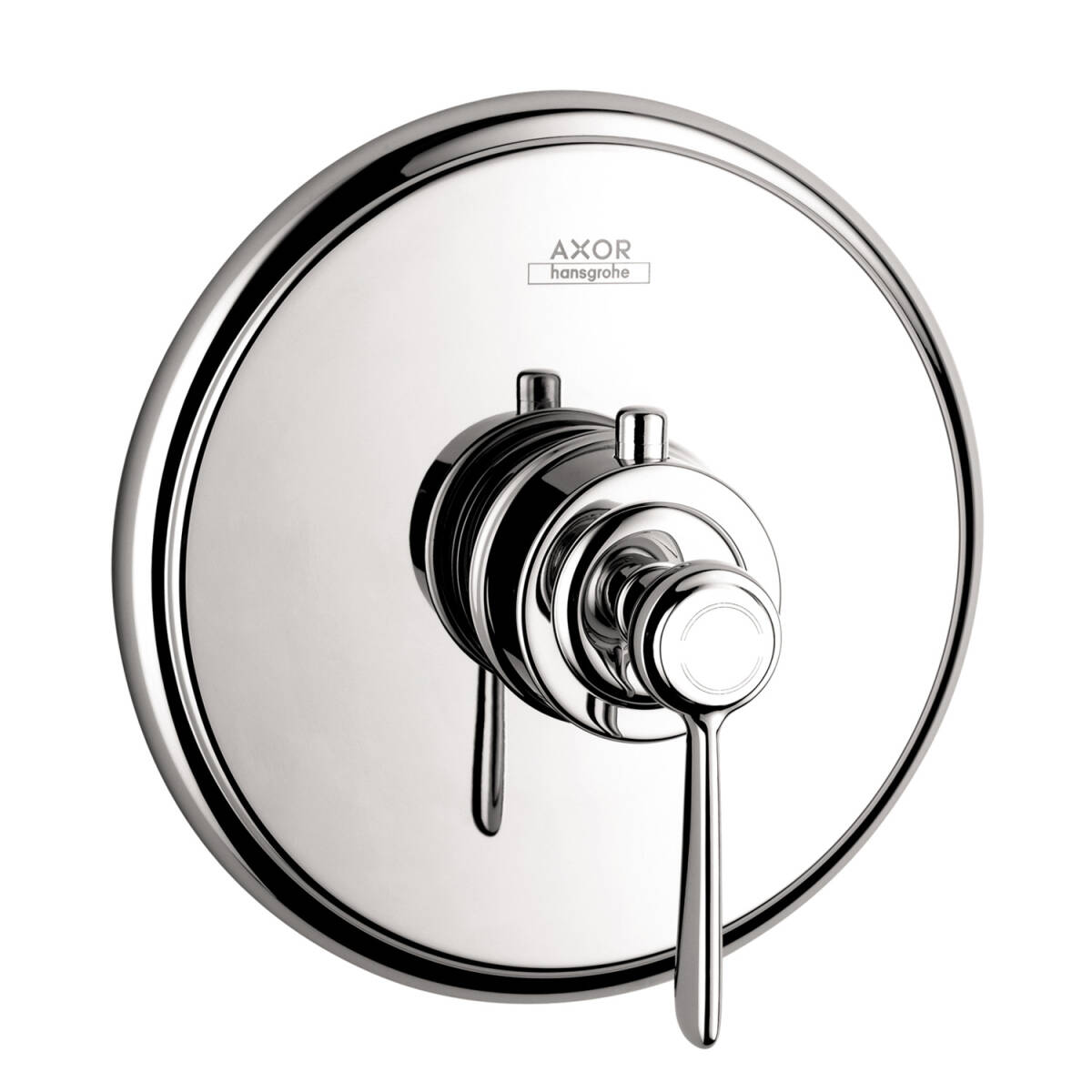 Thermostat HighFlow for concealed installation with lever handle, Chrome, 16824001