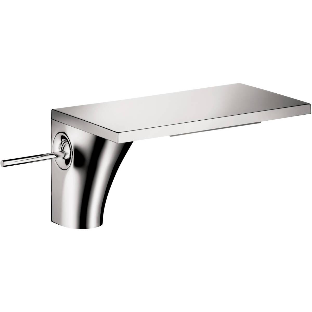 Single lever basin mixer 110 with waste set, Chrome, 18010001