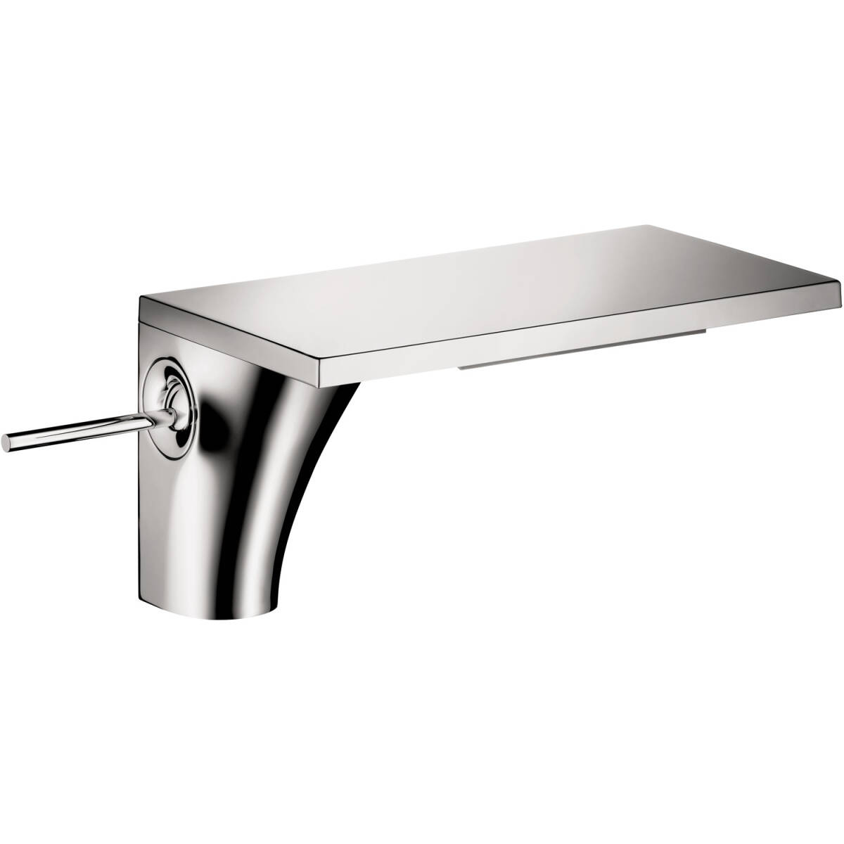 Single lever basin mixer 110 with waste set, Chrome, 18010001