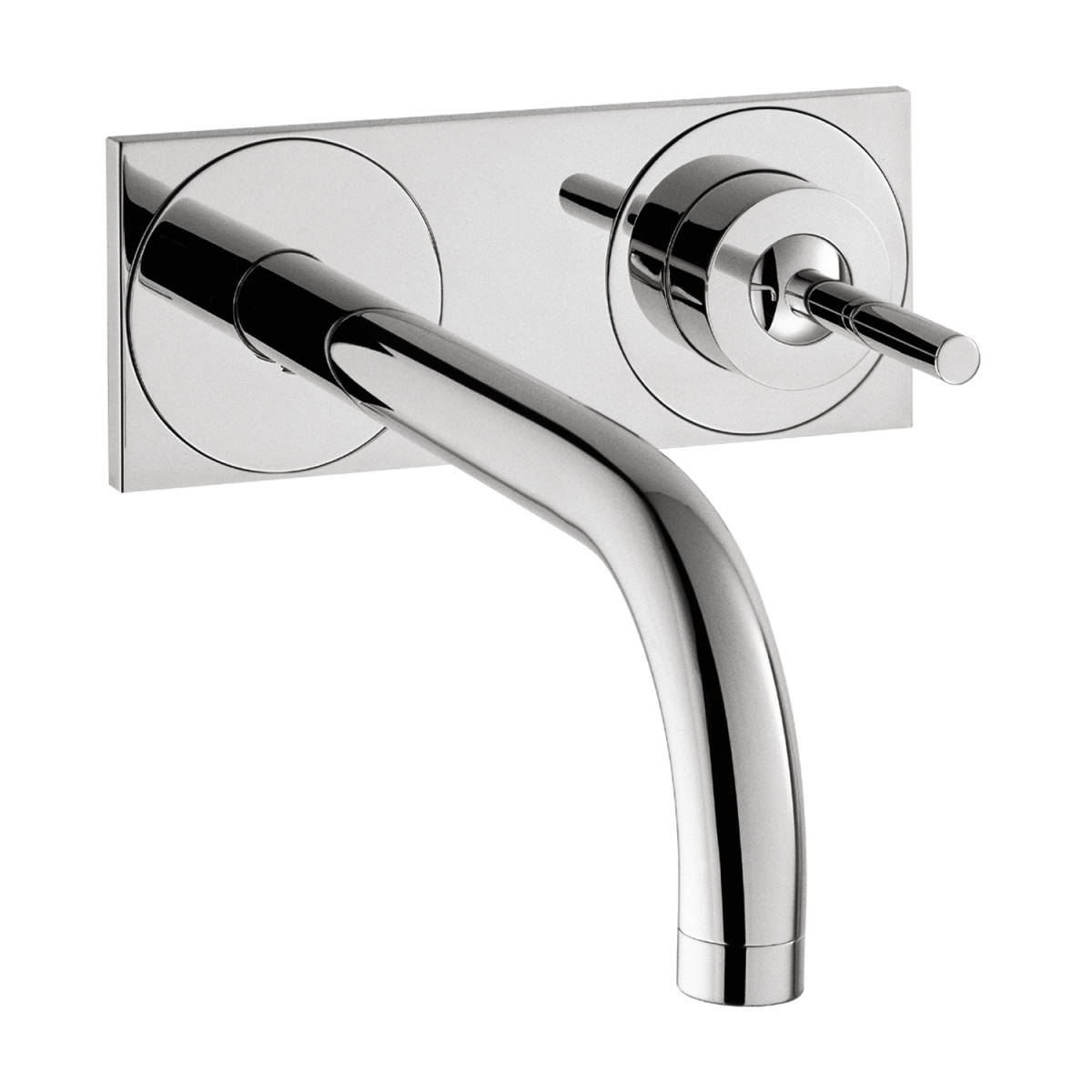 Axor Uno Washbasin Faucets Chrome 38117001