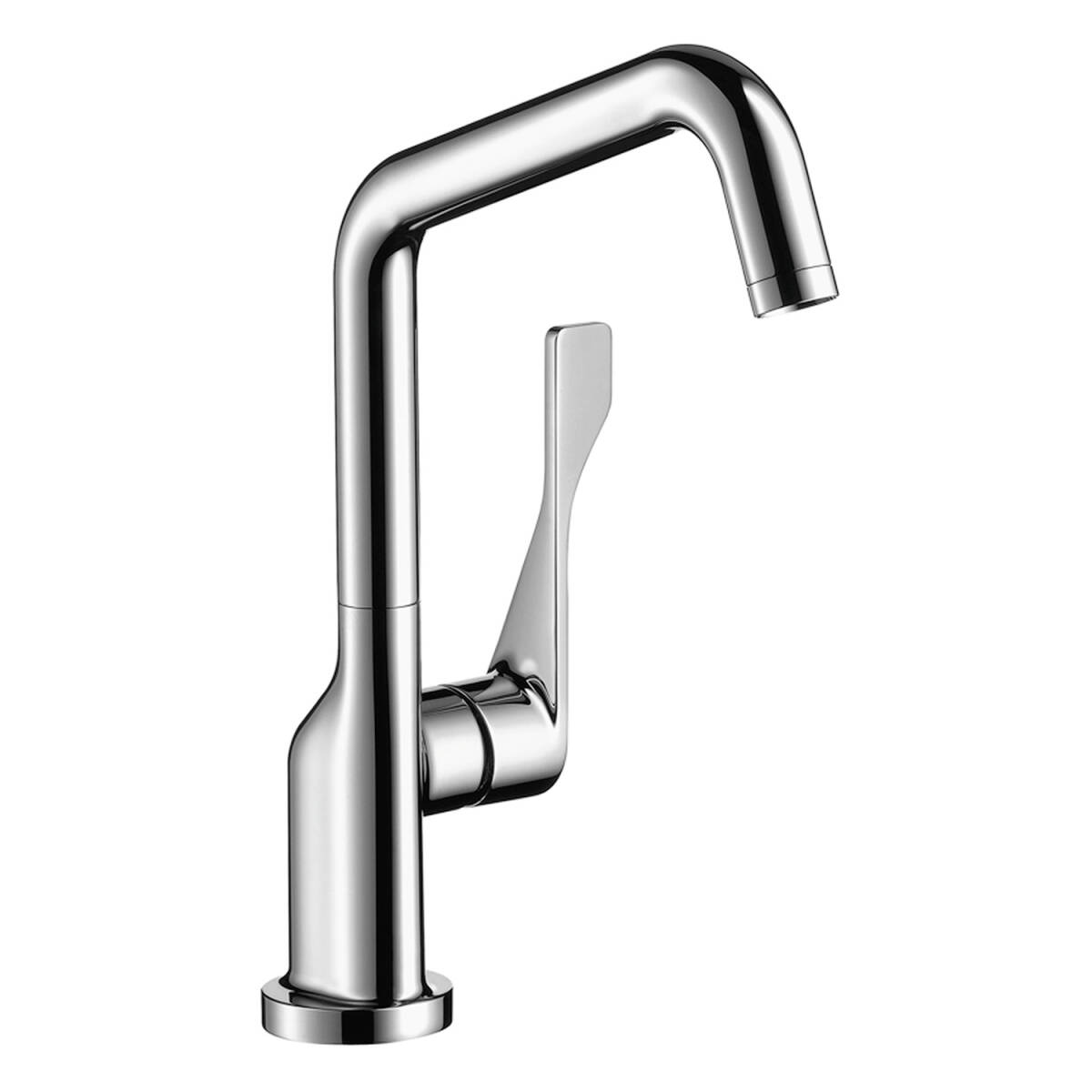 Single lever kitchen mixer 260 with swivel spout 1.5 GPM, Chrome, 39850001
