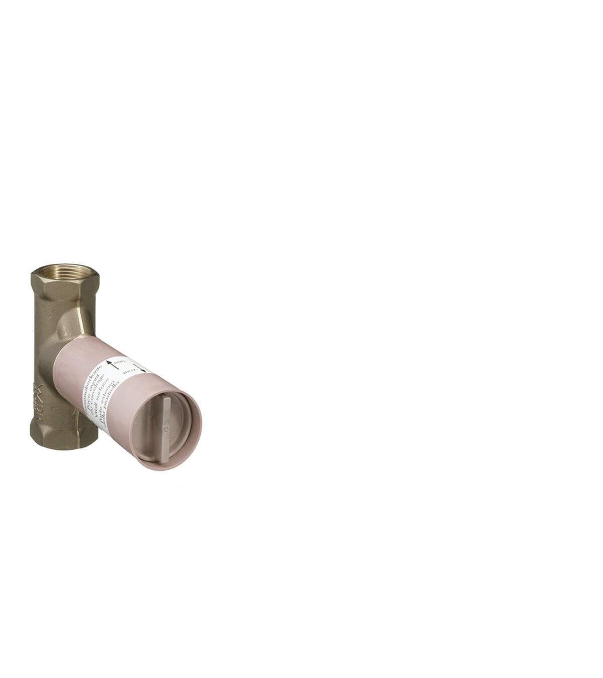 Basic set 40 l/min for concealed installation for shut-off valve ceramic, n.a., 16974180