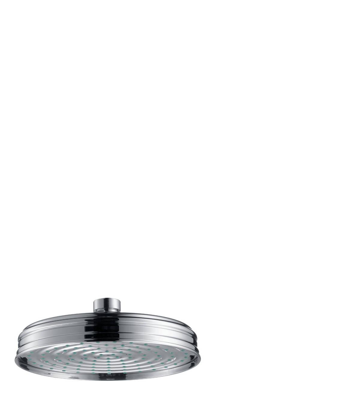 Overhead shower 180 1jet Classic, Chrome, 28487000