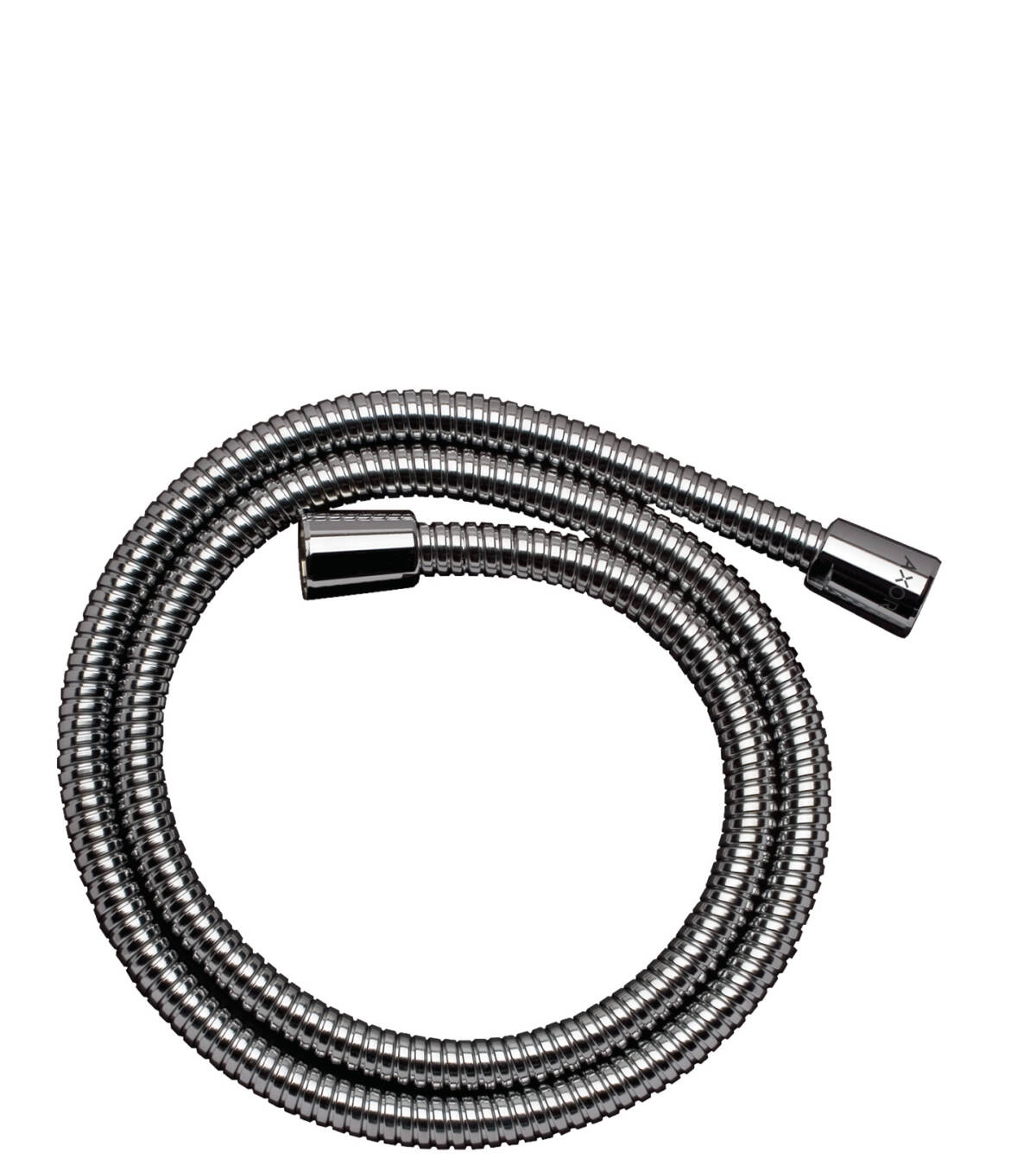 Metal shower hose 1.60 m, Chrome, 28116000