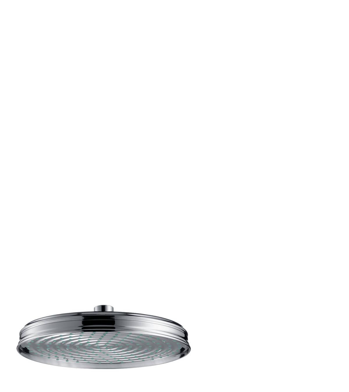 Overhead shower 240 1jet Classic, Polished Bronze, 28474130